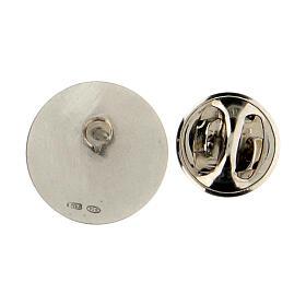 Spilla Sacra Sindone argento 925 s2