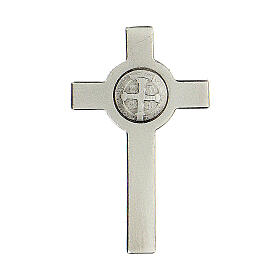 Broche Ángel Rafael plata 925 s4