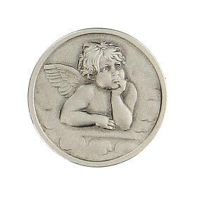 Broche Ange Raphaël argent 925 s1