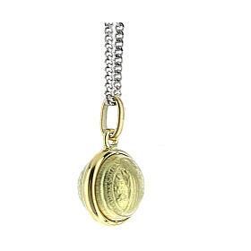 San Benedetto ciondolo oro 18kt 3,4 gr 4 cm