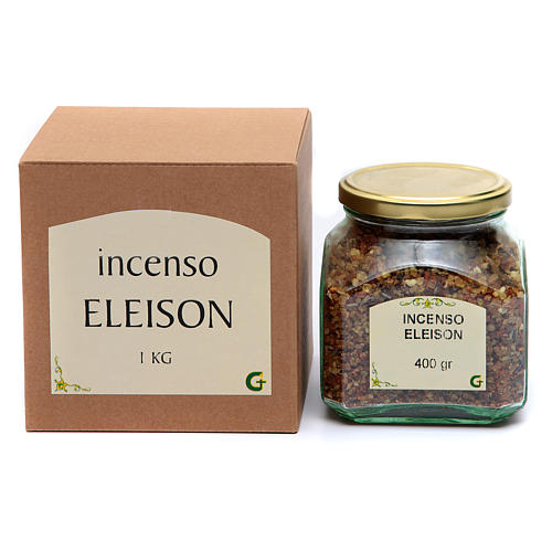 Eleison incense 2