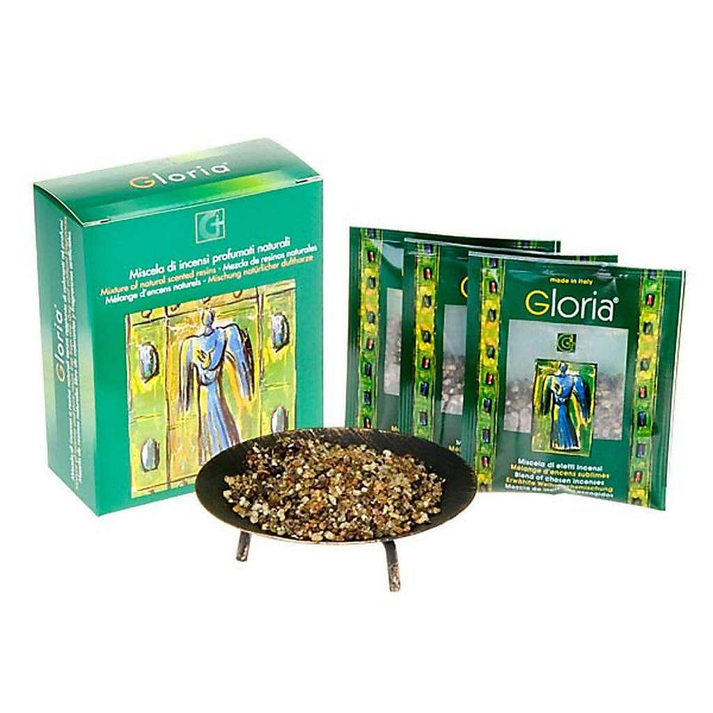 Gloria incense mix 3