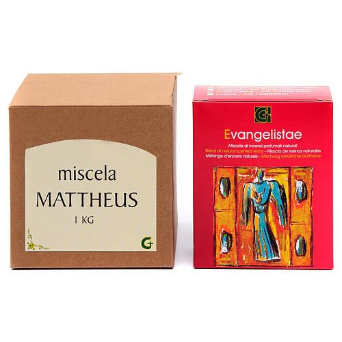 Encens mélange Matthaeus ad sapientiam 2