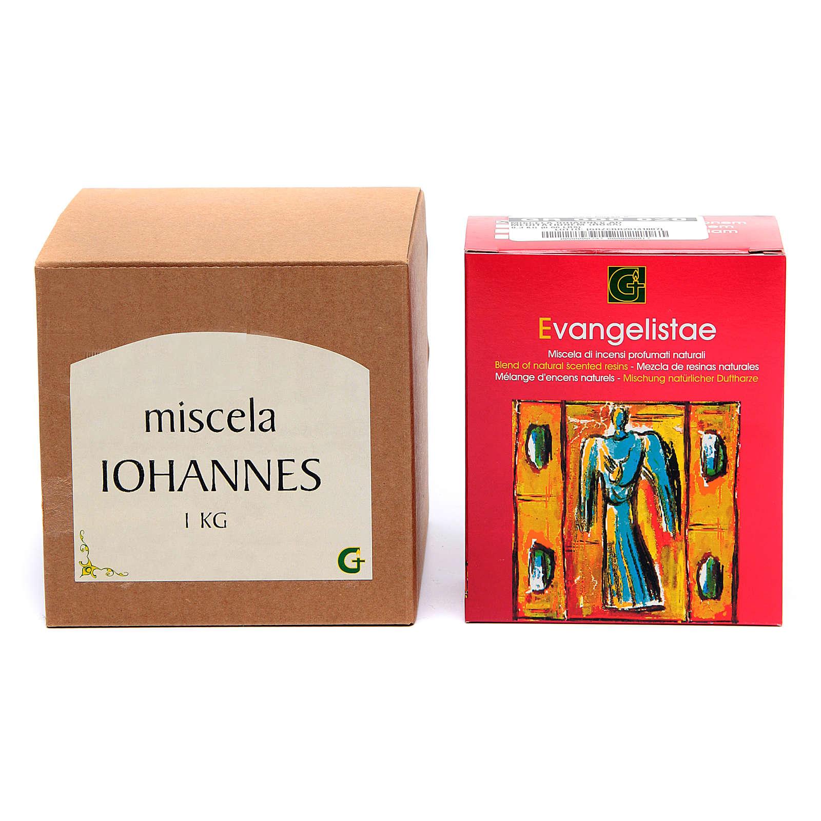Encens mélange Iohannes ad meditationem 3