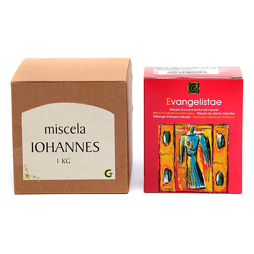 Encens mélange Iohannes ad meditationem 2