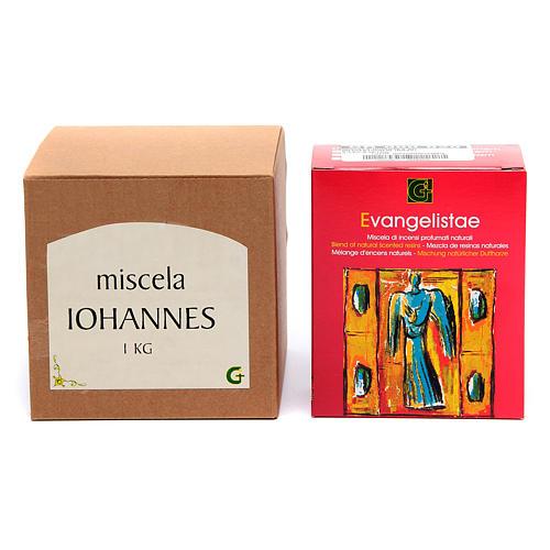Iohannes ad meditationem incense mix (rose) 2