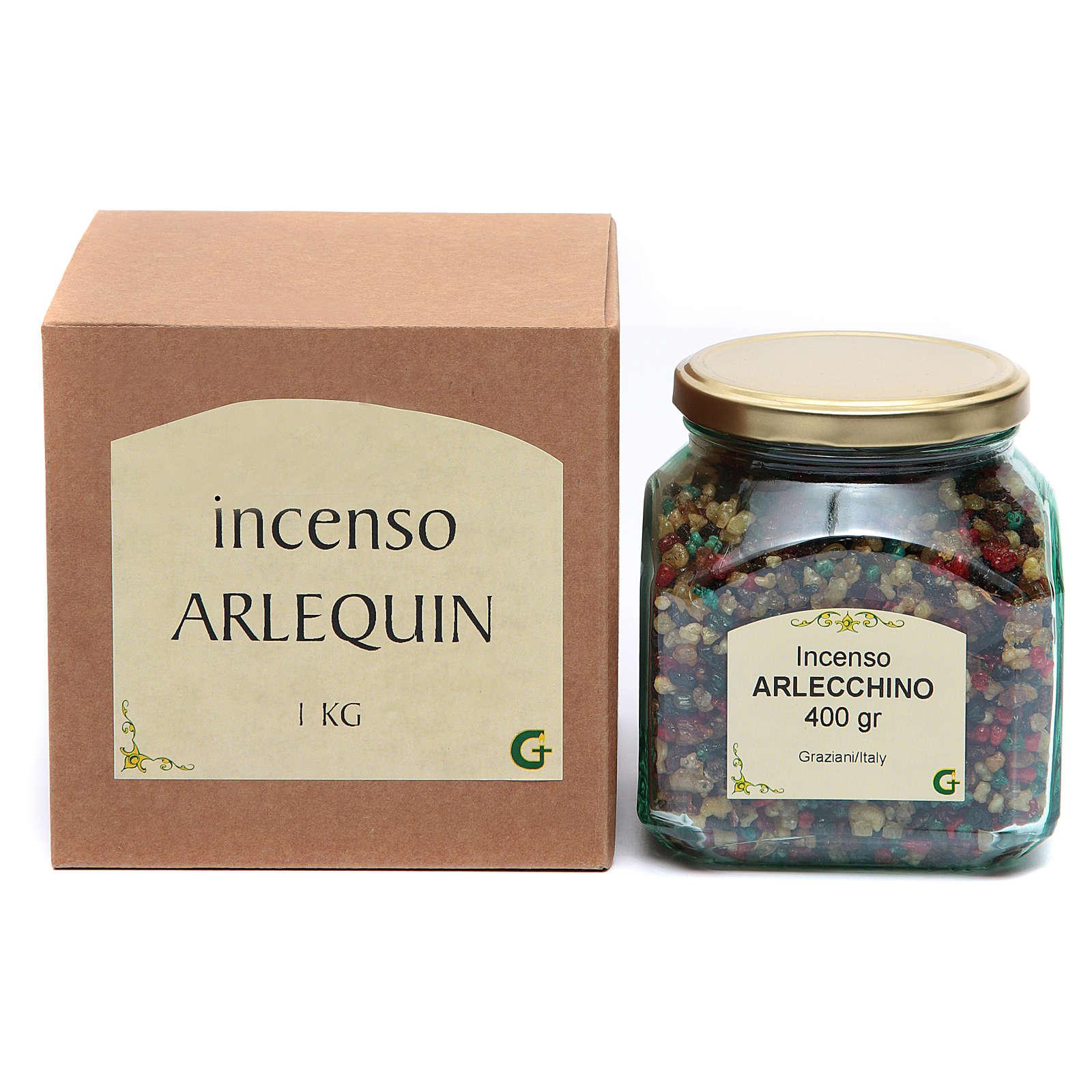 Arlequin incense 3