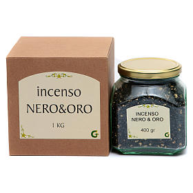 Incienso Negro & Oro s2