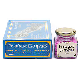 Magnolia scented Greek incense s2