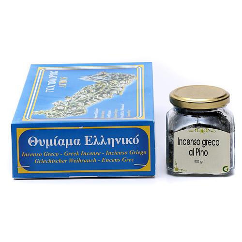 Incenso greco al pino 2