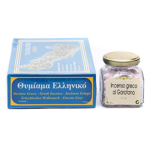Carnation scented Greek incense 2