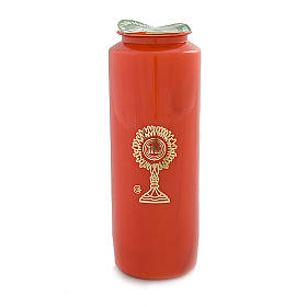 Candles, large candles: Sancturary candle - Vegetable 9 days