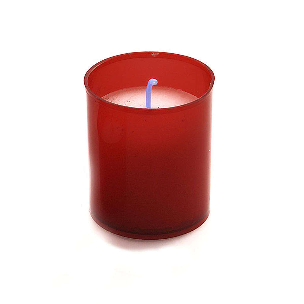 Tea light candle - Star 3