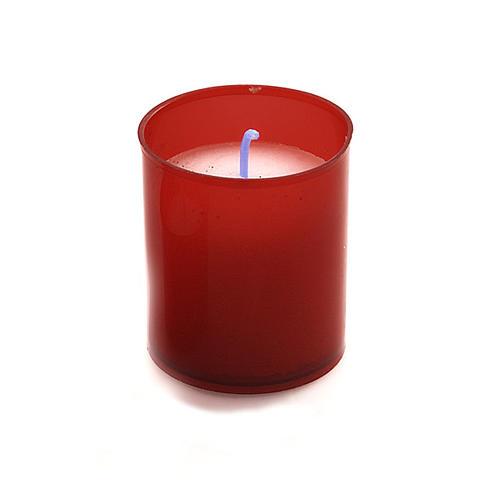Tea light candle - Star 1