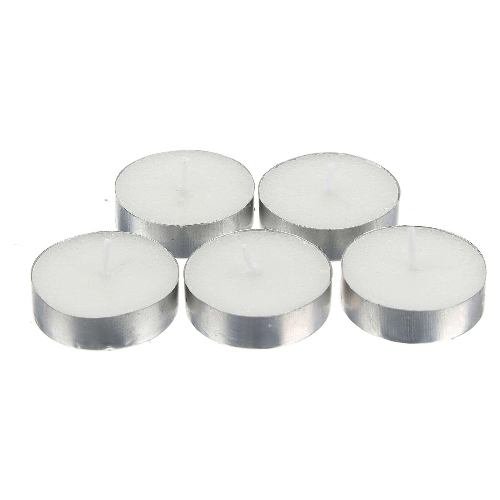 Teelichter 2,3 Stunden  -  10 g (Packung) 3