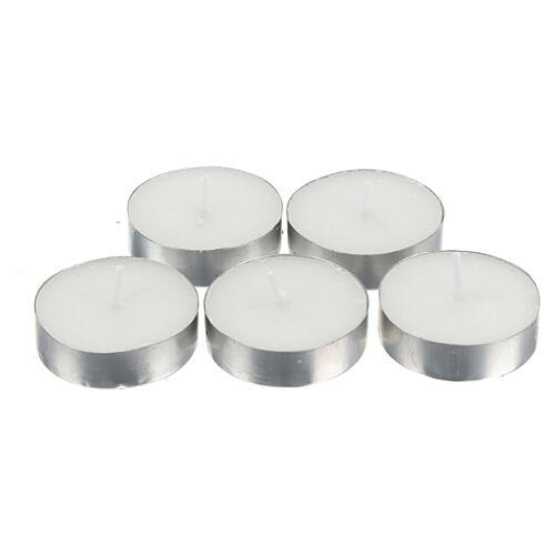 Tea light candle 2h30 min - Tealight 10 gr 1