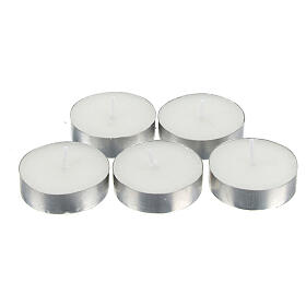 Lumino 2 ore 30 min Tealight 10 g (confezione) s1