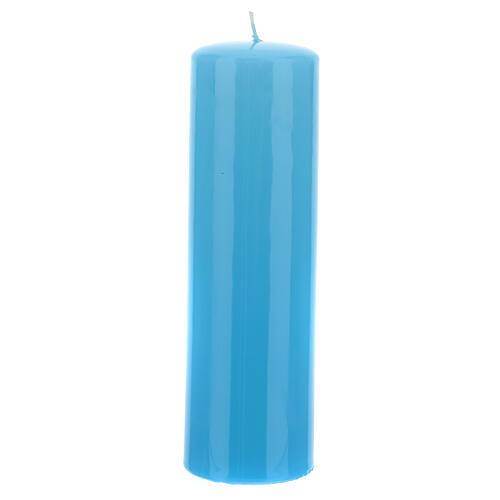 Cero per altare lucido diam. 6 cm 7