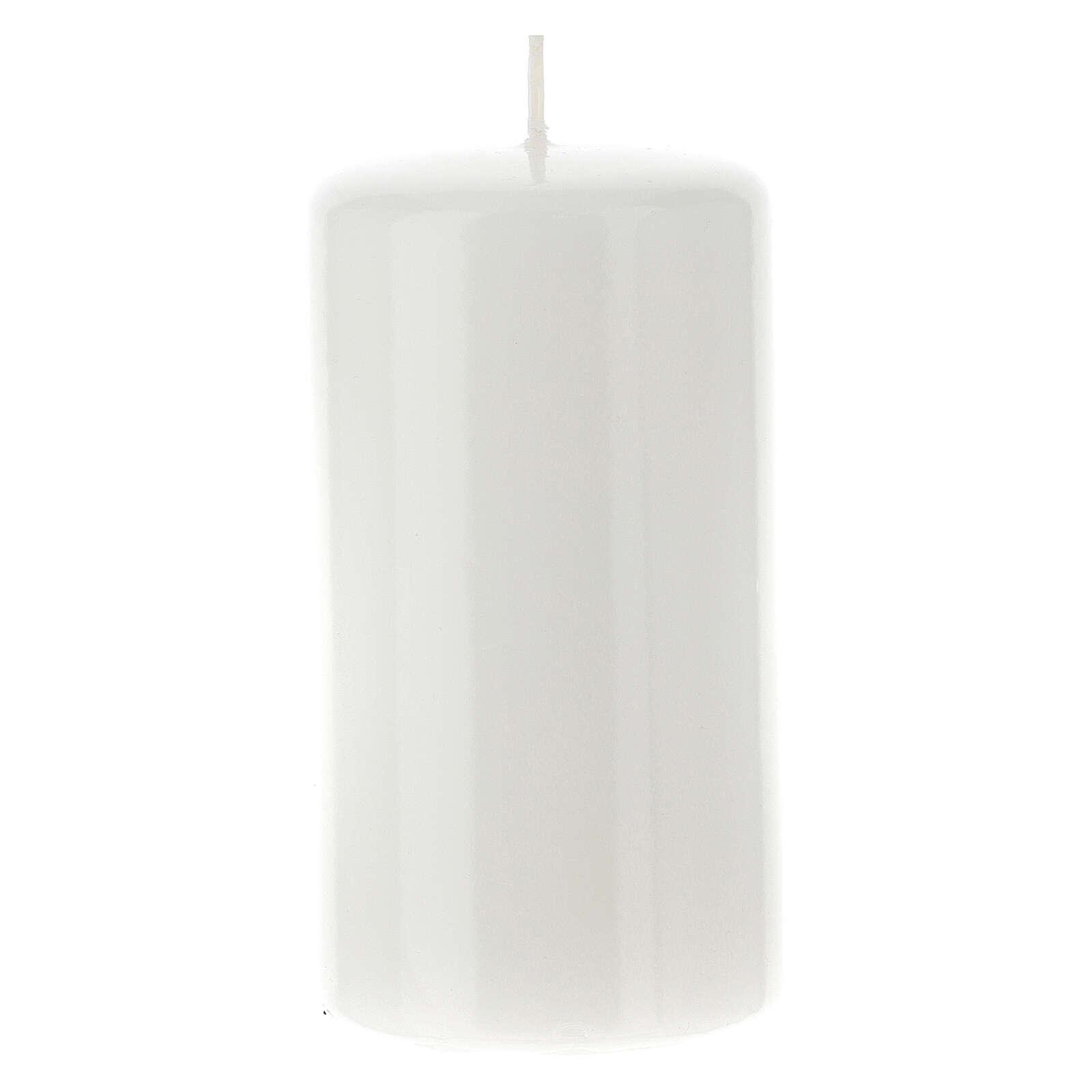 Cero per altare lucido 80 x 150 mm 3