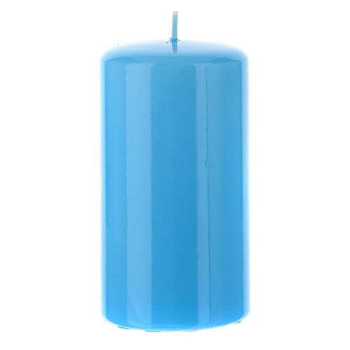 Cero per altare lucido 80 x 150 mm 7