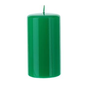Świeczki na ołtarz błyczczące 80 X 150 mm s2