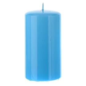 Świeczki na ołtarz błyczczące 80 X 150 mm s7