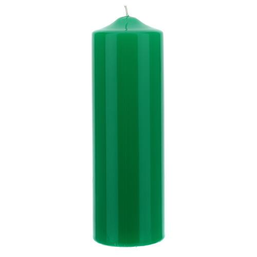 Altarkerze glänzend 80x240 mm 2