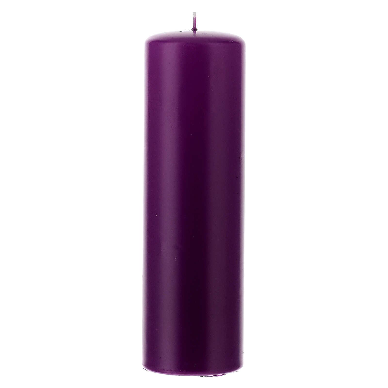 Cirio para altar diám. 6 cm 3