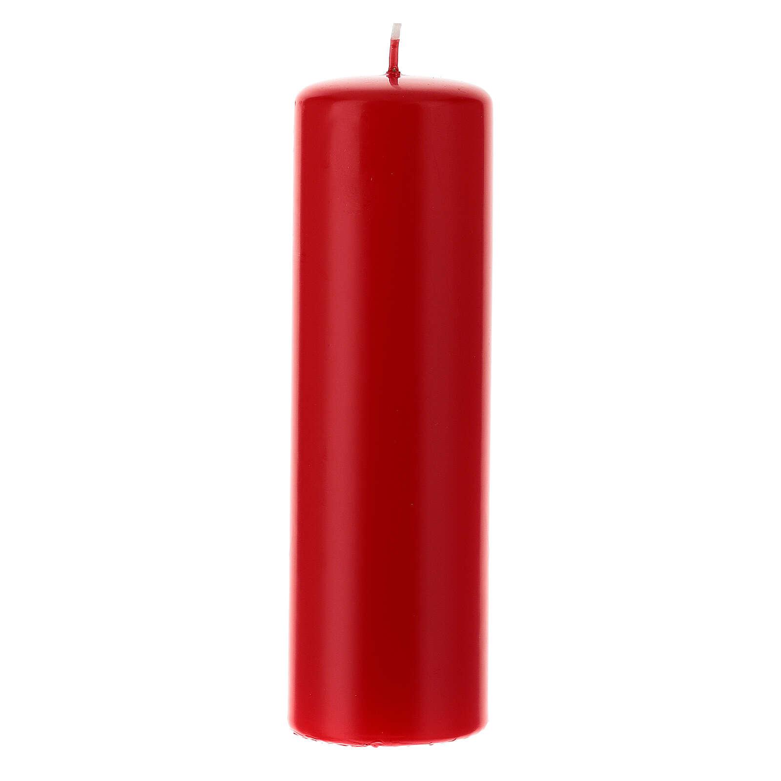 Cero per altare opaco diam. 6 cm 3