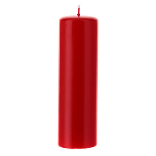 Świeczka na ołtarz matowa wielkość 6cm. 4