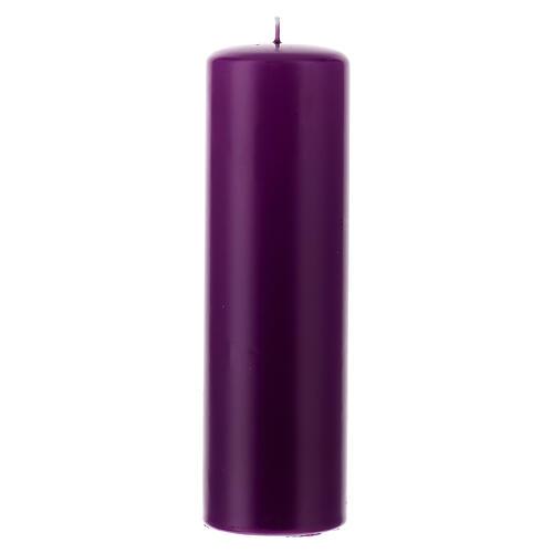 Świeczka na ołtarz matowa wielkość 6cm. 5
