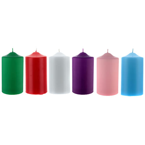 Altar large candle 80 x 150 mm 1