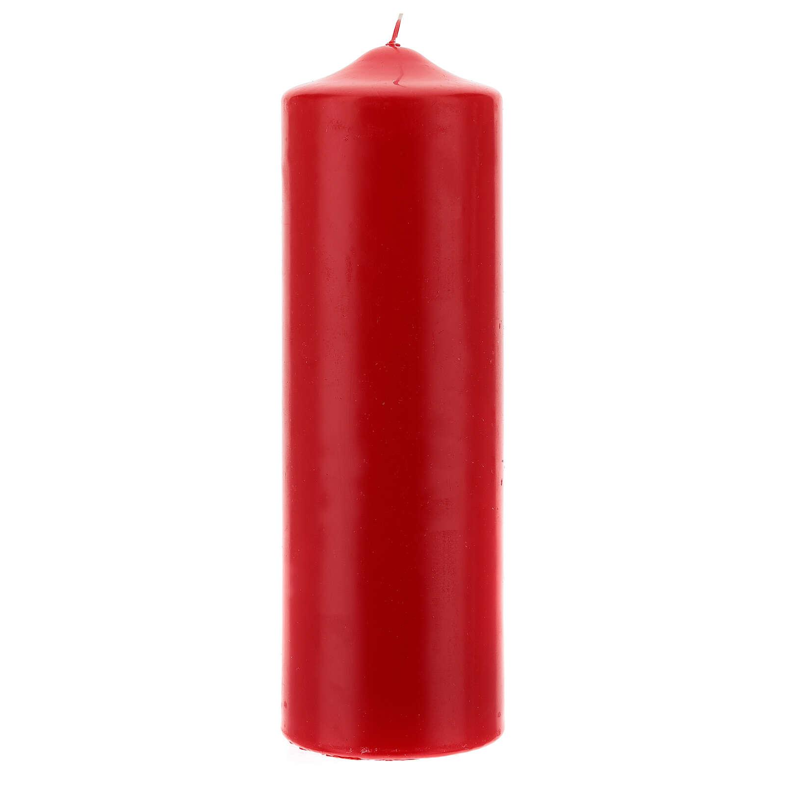 Cero per altare opaco 80 x 240 mm 3