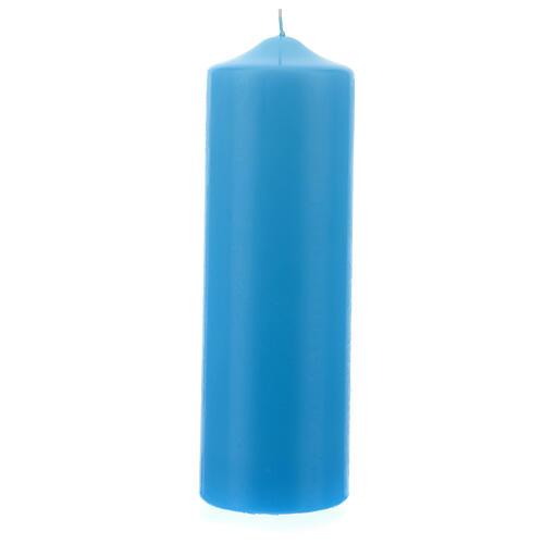 Świeczka na ołtarz matowa wymiary 80 X 240 mm 7