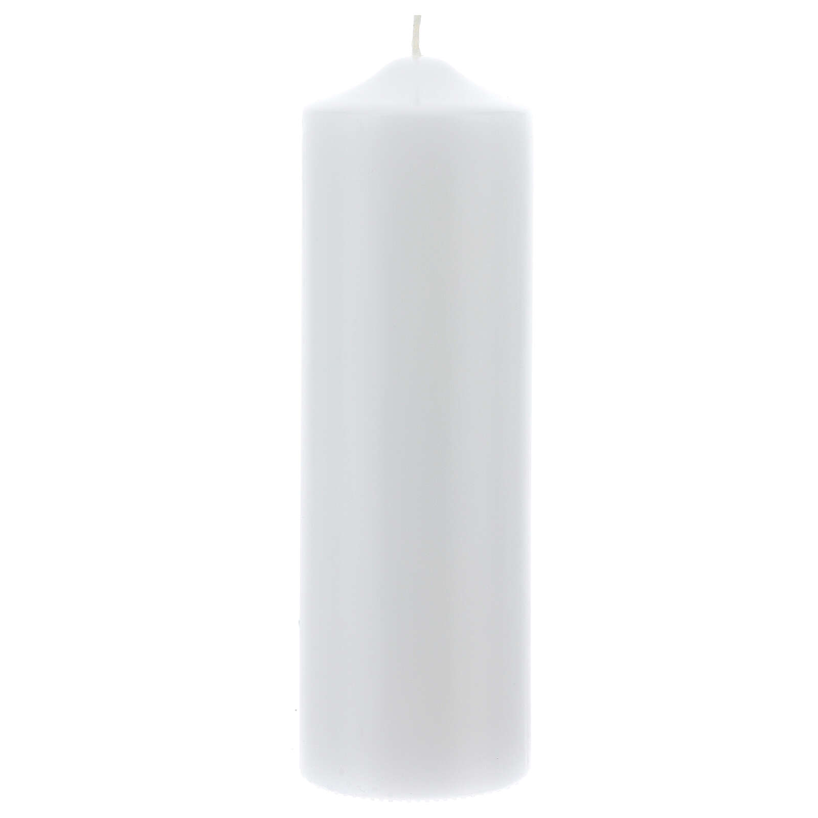 Large Altar Candle 80x240 mm 3