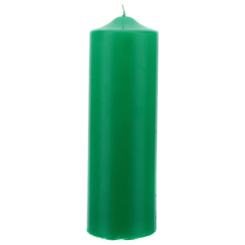 Large Altar Candle 80x240 mm 2