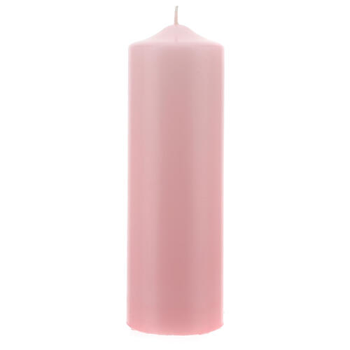 Large Altar Candle 80x240 mm 6
