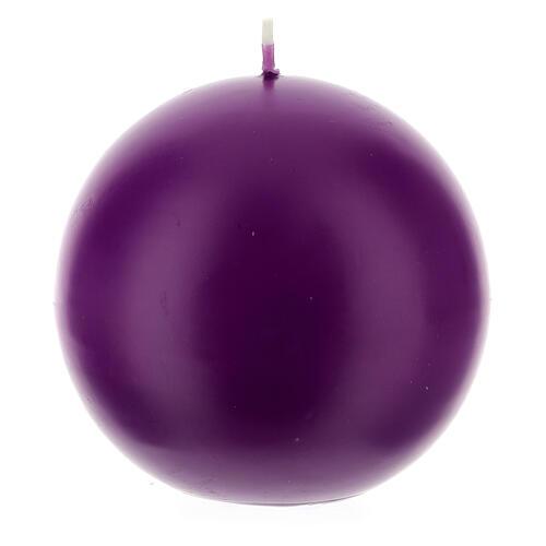 Sphere -Candle diameter 10 cm 5