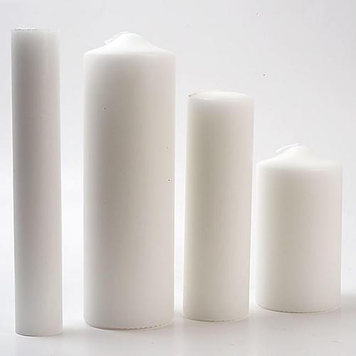 Altar candles (carton) 1