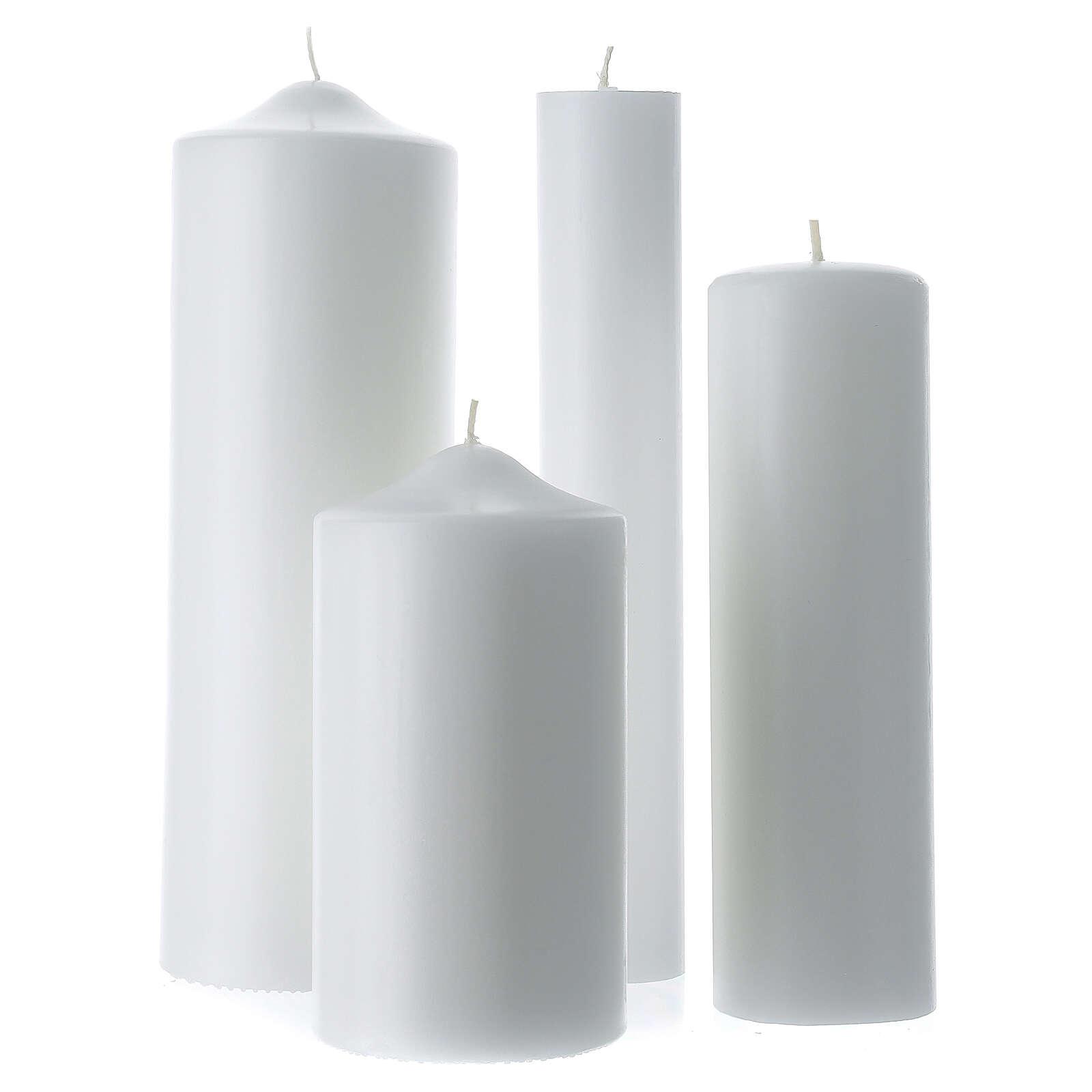Cirio para altar (paquete) 3