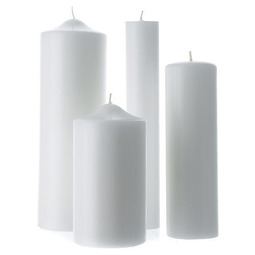 Cirio para altar (paquete) 2