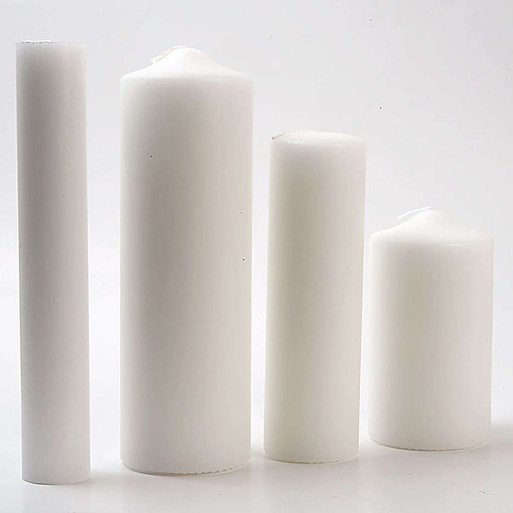 Altar candles (carton) 3