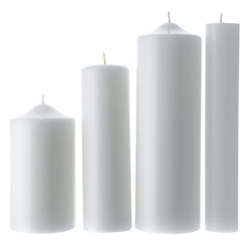 Altar candles (carton) 1