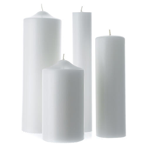 Altar candles (carton) 2