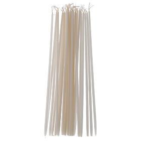 Candele, ceri, ceretti: Candelini non gocciolanti (confezione 100 pz)