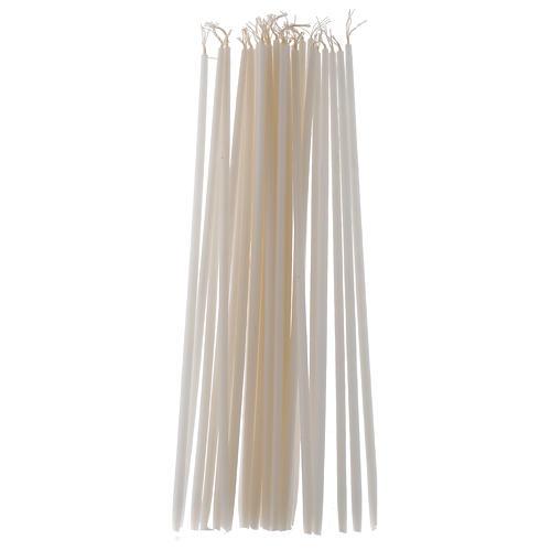 Świeczki bez kapiącego wosku (opakowanie 100 sztuk) 1