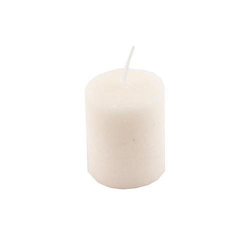 Peça sobressalente porta vela com vela protegida 2