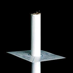 Wiatroodporna świeczka 45cm s2