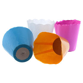 Paper candle cups (100 per box) s3