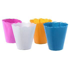 Paper candle cups (100 per box) s1